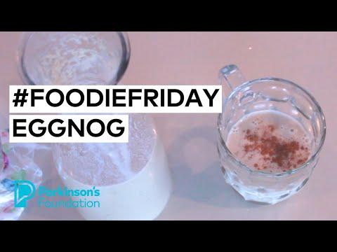 Foodie Friday: Eggnog