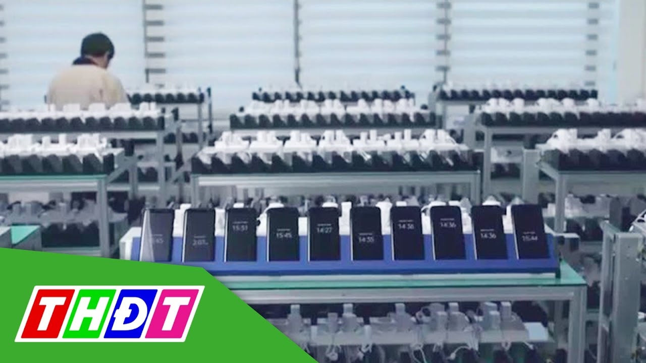 Hàn Quốc ghi nhận nhiều vụ rò rỉ công nghệ | THDT