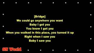 Luke Bryan   Out Of Nowhere Girl  Lyrics