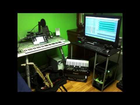 Adrian Bonas (chitara) - Am o rana-n suflet