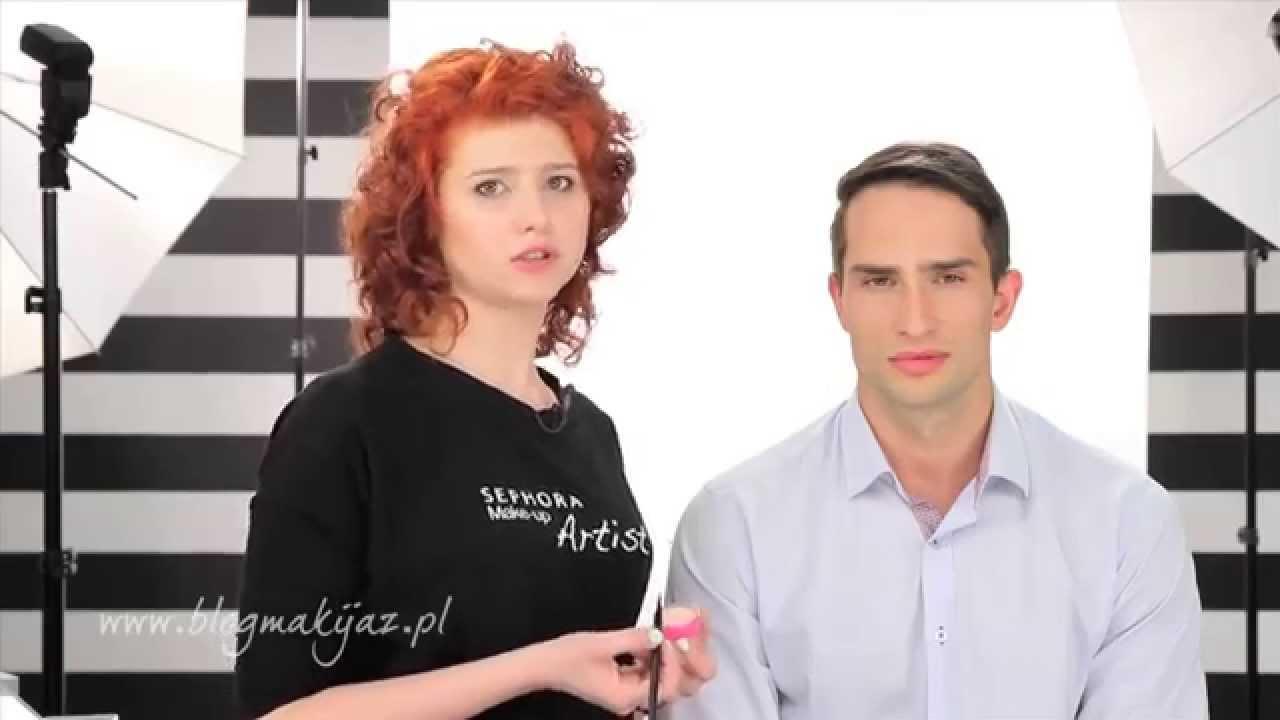 Makijaż Dla Mężczyzn Sephora Youtube