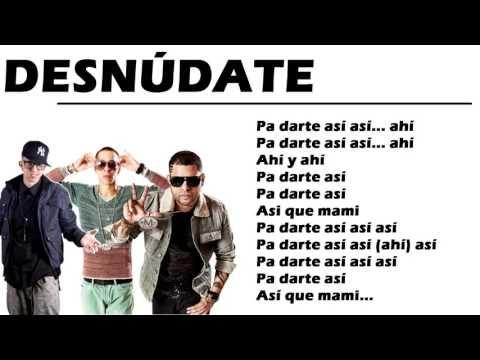 Trebol Clan - Desnudate feat. Baby Rasta & Gringo (Lyric Video)