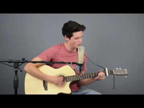 Get Lucky (Daft Punk) - Acoustic Cover by Joel Watson
