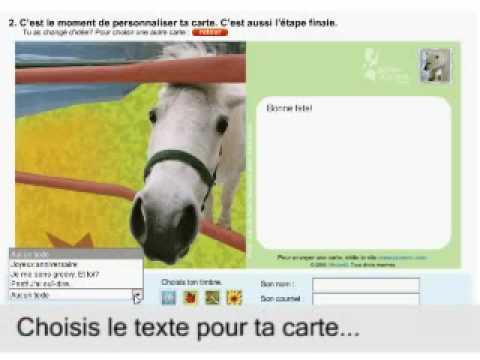 carte d 39 anniversaire virtuelle avec des chevaux coleteremelly blog. Black Bedroom Furniture Sets. Home Design Ideas
