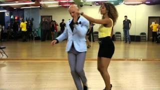 workshops salsa island touch la ataca y la alemana 1st los angeles workshop