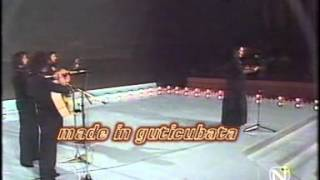 LOLA BELTRAN  - Paloma negra...(.fantastico 1979 ) TVE