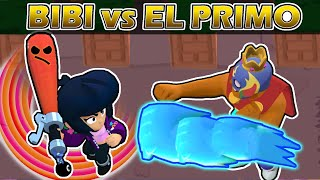 BiBi vs EL PRIMO | 1 VS 1 | 18 Tests