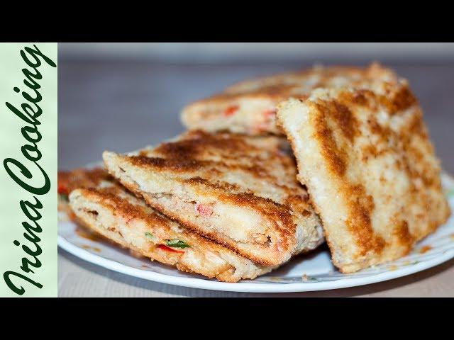 Отличный Завтрак из Лаваша Жареные Бутерброды 🥪 Бутерброды в лаваше ✧ Ирина Кукинг