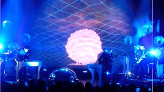 Broken Bells - Sailing To Nowhere -- Live At AB Flex Brussel 31-03-2014
