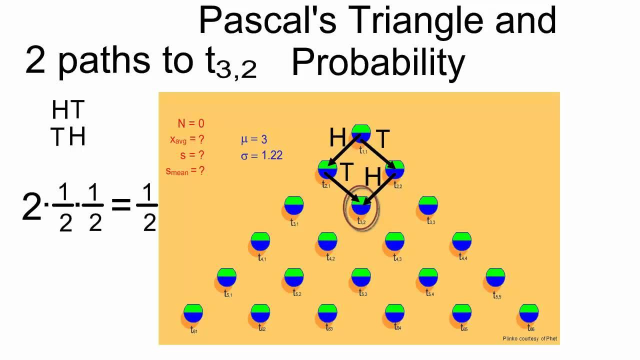 probability and pascal u0026 39 s triangle i mp4