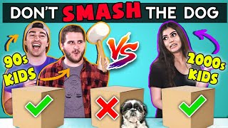 Download Don't SMASH The Wrong Box Challenge   Challenge Chalice Mp3 and Videos