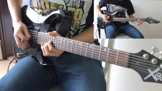 While She Sleeps - Four Walls (Guitar Cover)