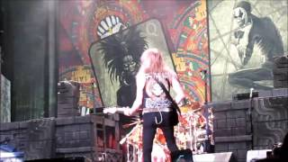 Iron Maiden - Tears Of A Clown @LIVE ROCK IN ROMA 2016