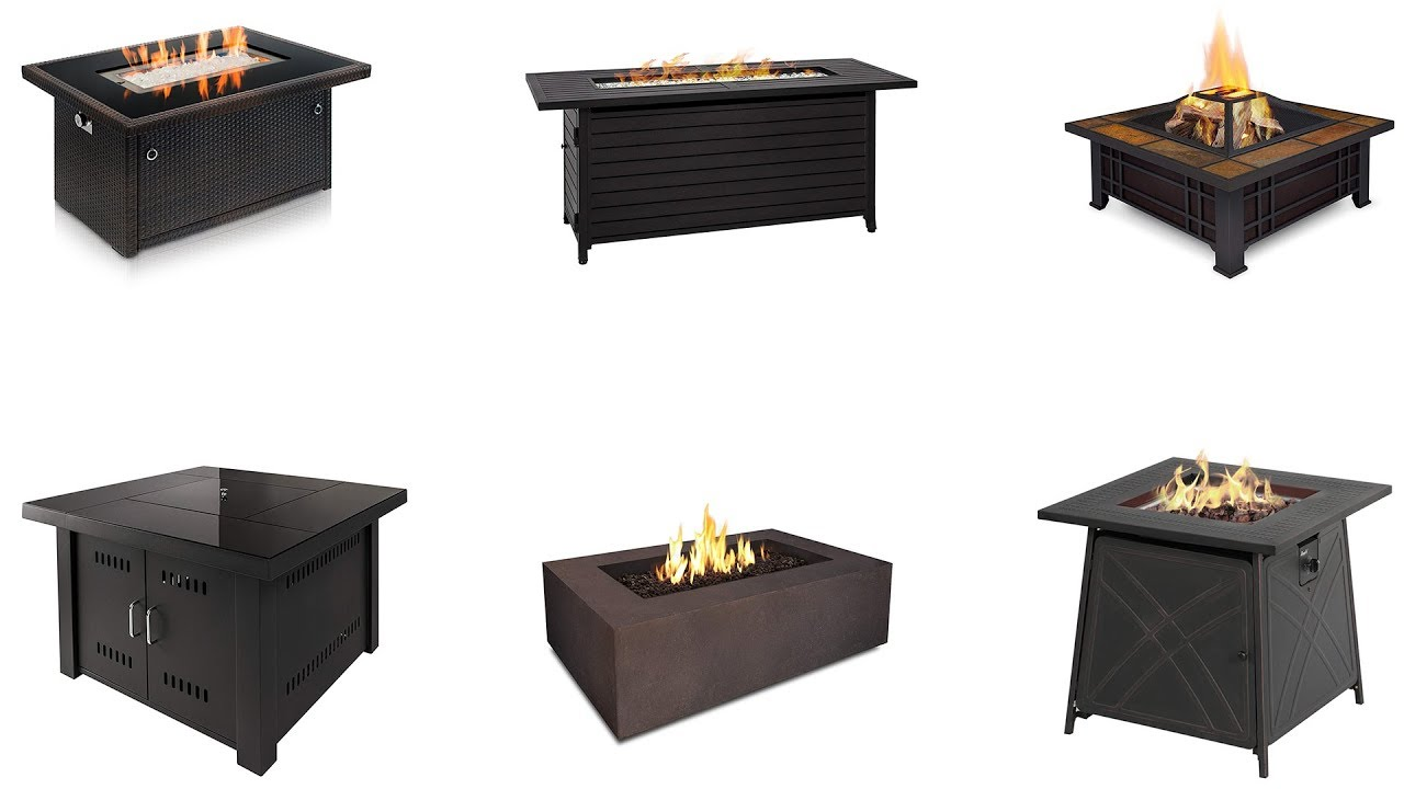 Top 10 Best Fire Pit Table Youtube