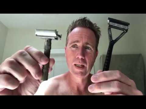 Leaf Shave Razor... Redemption?