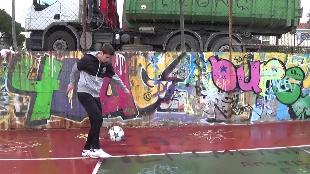 Freestyle Football   Chase Spentzos