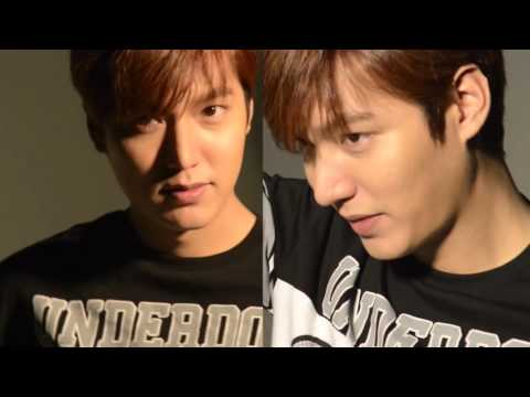 B/TV: Lee Min Ho for BENCH/ 2015 - Behind the Scenes