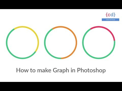 Graph In Photoshop   InfoGraphic Tutorial In Photoshop   Pie Chart