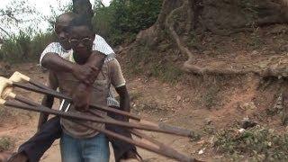 In DR Congo, a polio survivor advocates for immunization