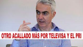La verdad sobre lo sucedido al vicepresidente de Televisa