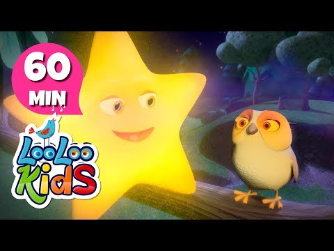 Twinkle, Twinkle, Little Star - Beautiful Lullabies for Children | LooLoo Kids