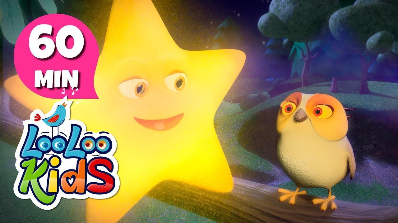 Twinkle, Twinkle, Little Star - Beautiful Lullabies for Children | LooLoo Kids