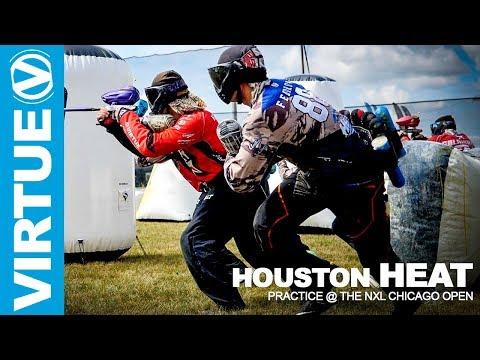 *NEW* HK Army Pantball Barrel Sock Houston Heat