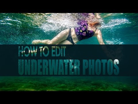 Tutorial: How to Edit Underwater Photos