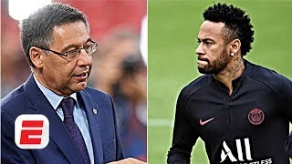 Barcelona 'don't have the means' to sign Neymar from PSG | La Liga