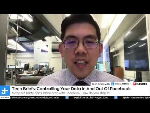 Tech Briefs: Facebook Off-Facebook Feature, Apple TV Plus, Gamescom 2019