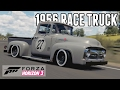 Online Forzathon Events in a 1956 Ford F-100 Race Truck || Forza Horizon 3