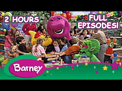Barney - Full Episode Compilation