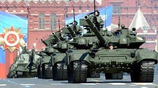 Парад Победы 9 мая 2014 года на Красной Площади * HD 1080p