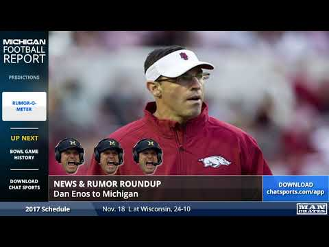Latest Michigan Football Rumor-O-Meter: Harbaugh's NFL Rumors, Coaching Changes, Shea Patterson