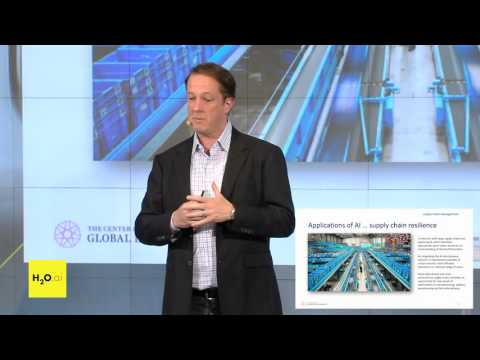 Business Transformation in the Age of AI with Peter Evans
