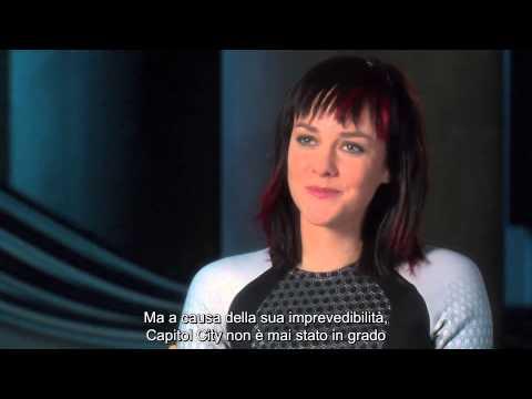 Hunger Games: La Ragazza di Fuoco - Intervista a Jena Malone (sottotitoli in italiano)