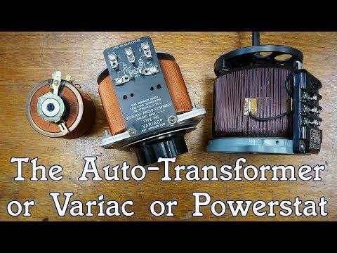 #84: The Auto Transformer Or Variac