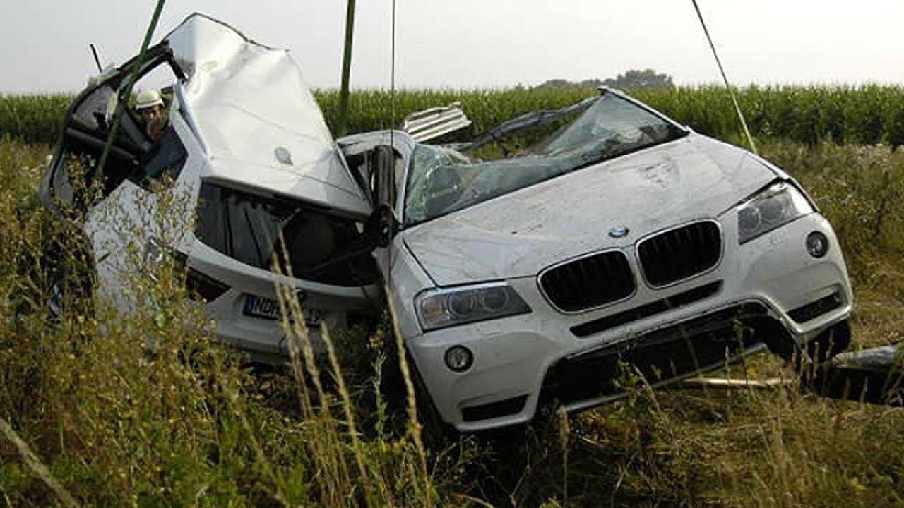 Latest Car Accident Of Bmw X3 Road Crash Compilation Traffic