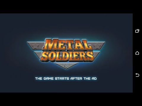 Metal Soldiers Gameplay