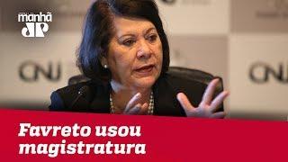 Ex-ministra do STJ, Eliana Calmon diz que Favreto prevaricou ao conceder HC a Lula
