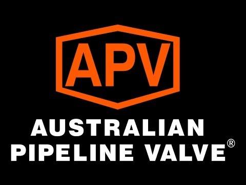 Australian Pipeline Valve Overview