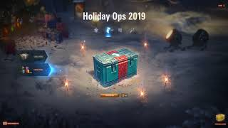 World Of Tanks. Opening 75 Christmas Boxes. 2018.  Is It Worth It?