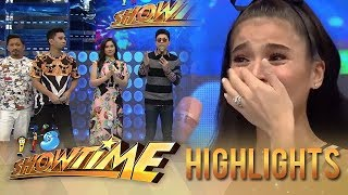 It's Showtime: Anne turns emotional after watching 'ShowTIME Machine'