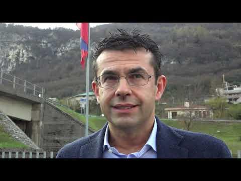Roberto Padrin presidente Provincia di Belluno...
