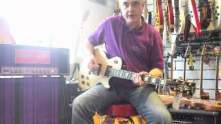 The Mick Ronson Replica Rig Demo