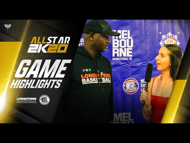 AllStar Post-Game Interview: Mr. Manyang G. Berberi of Longhorns Basketball Club