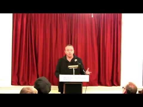 CFA Master Class: Dennis Lehane (1/2)