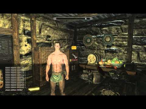 SKYRIM How To Get Unlimited Dragon Scales And Bones In 1 Minute Commentary + Tutorial