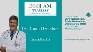 Thrive 10/9/21 Dr. Ron Drucker