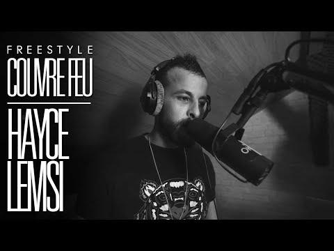 HAYCE LEMSI - Freestyle COUVRE FEU sur OKLM Radio